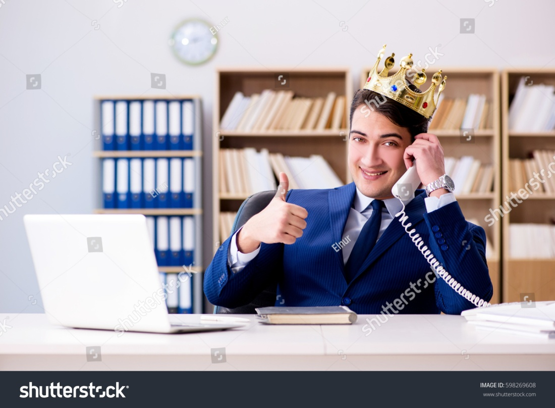 stock-photo-king-businessman-working-in-the-office-598269608